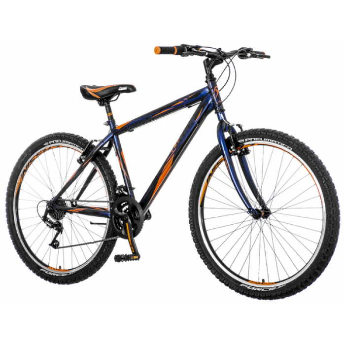 "Bicikl Explorer Force plavo crni oranž 26""/17"""