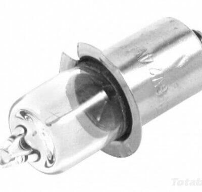 Sijalica halogena za prednje svetlo na dinamo za bicikl 6V/2