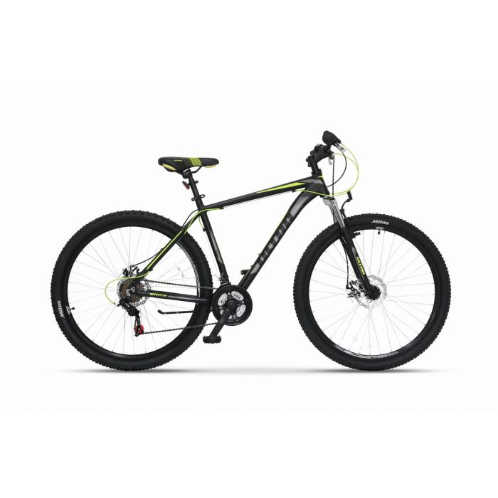 "Bicikl Ultra Nitro 29"" alu disk crno žuti"