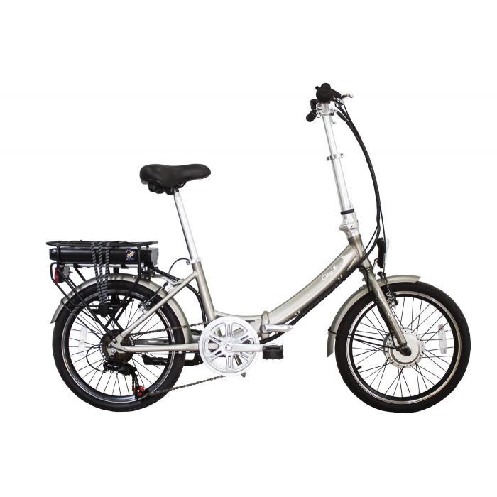 "Elektro bicikl sklopivi 20"" folding Capriolo 6 brzina"
