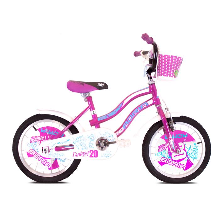 "Bicikl Adria Fantasy 20"" roze"