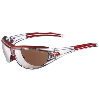 Naočare Adidas A127s Evil Eye Pro Transparent/Red