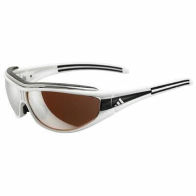 Naočare Adidas A126L/A127s Evil Eye Pro Race White/Black