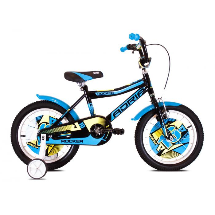 Bicikl Adria Rocker 16 plavi
