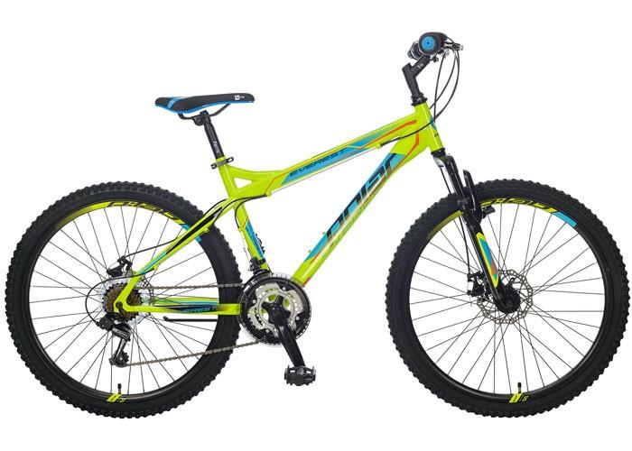 "Bicikl Polar Everest FS disk 26"""