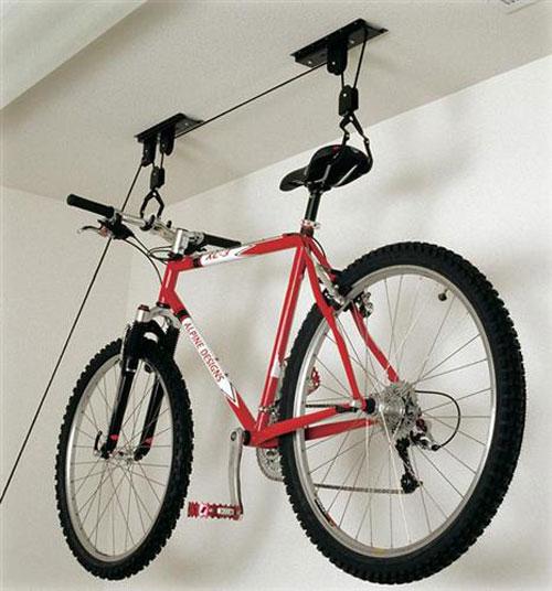 Nosač bicikla za na plafon - Lift Bike