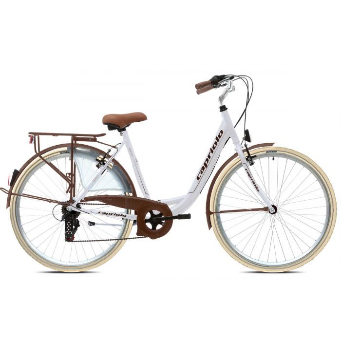 "Bicikl Capriolo Diana -S lady 28"" Aluminijumski ram"