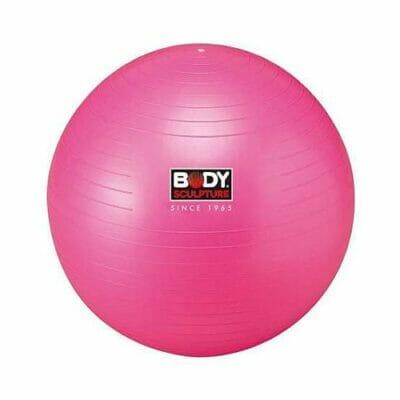 Lopta za pilates 55cm BB-001 Body Sculpture Pink