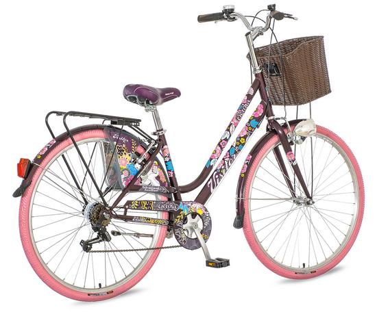 """Bicikl Visitor Geisha 28"""" 6 brzina"""