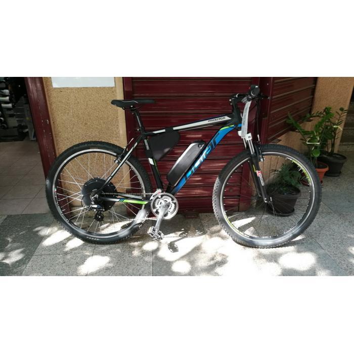 """Električni bicikl Polar Mirage Comp 29"""""""