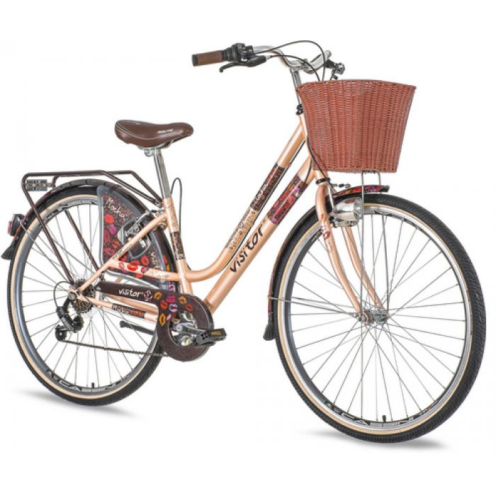 """Bicikl Visitor Mocha Caffe 28"""" 6 brzina"""