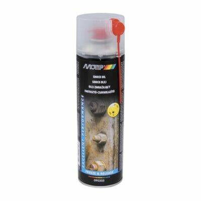 Motip Shock Oil sprej za odvijanje zapeklih srafova