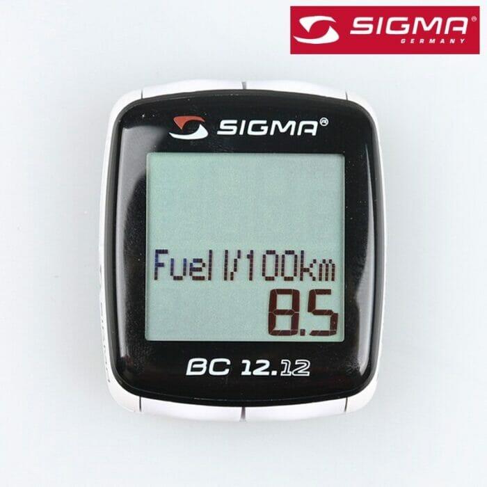 Brzinomer Sigma 12.12