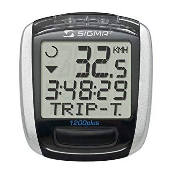 Brzinomer bežični Sigma BC 1200 plus sa merenjem spoljašnje temperature