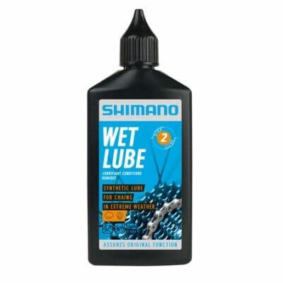 Ulje za lanac Shimano Wet lube za vlažne uslove vožnje