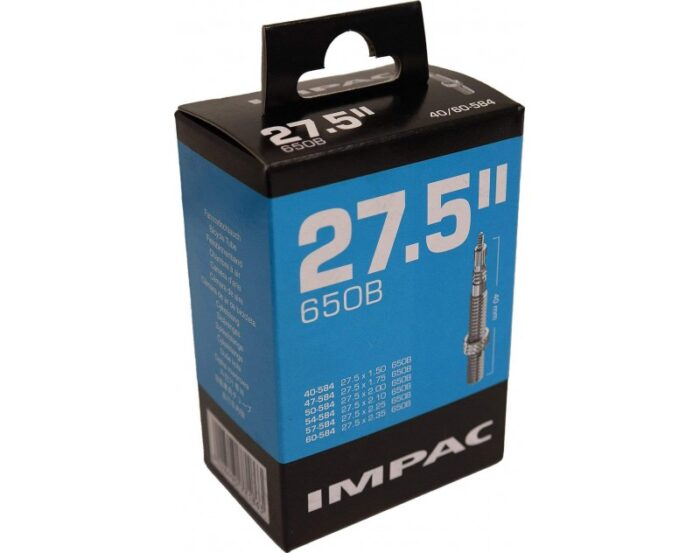 "Unutrašnja guma IMPAC 27,5"" Presta ventil (od 1,50 do 2,35"")"