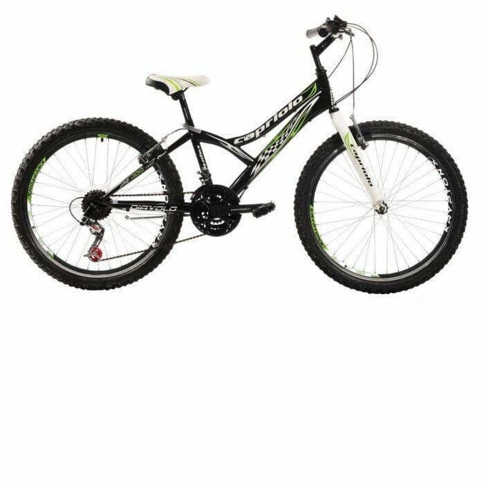"""Bicikl Capriolo Diavolo 400 24"""" zeleni"""