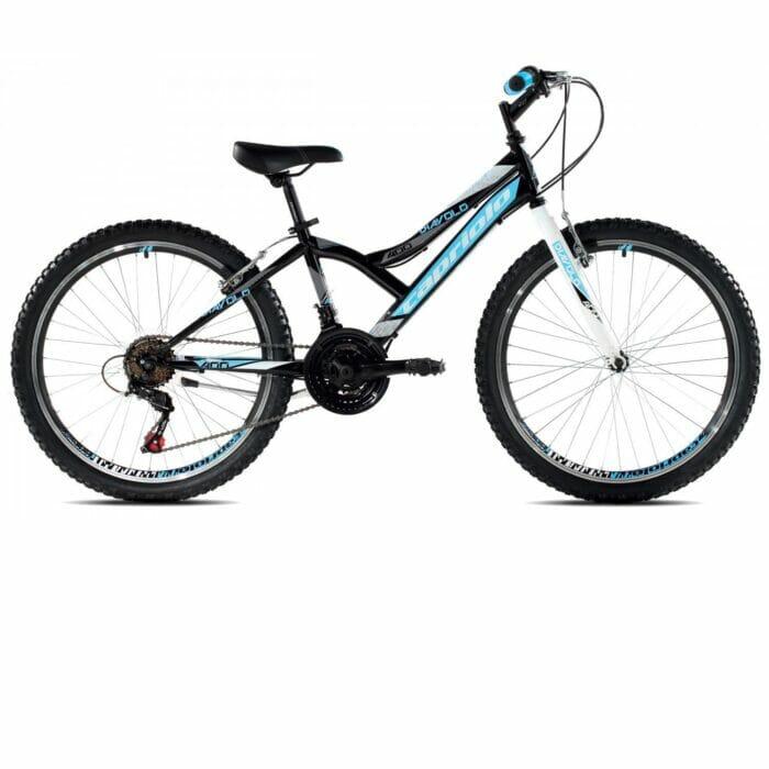 """Bicikl Capriolo Diavolo 400 24"""" plavi"""