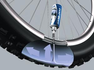Tečnost Schwalbe protiv bušenja gume DOC Blue Professional 60ml