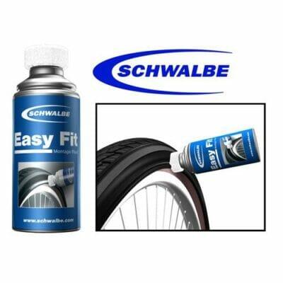 Tečnost Schwalbe za lakšu montažu spoljne gume bicikla