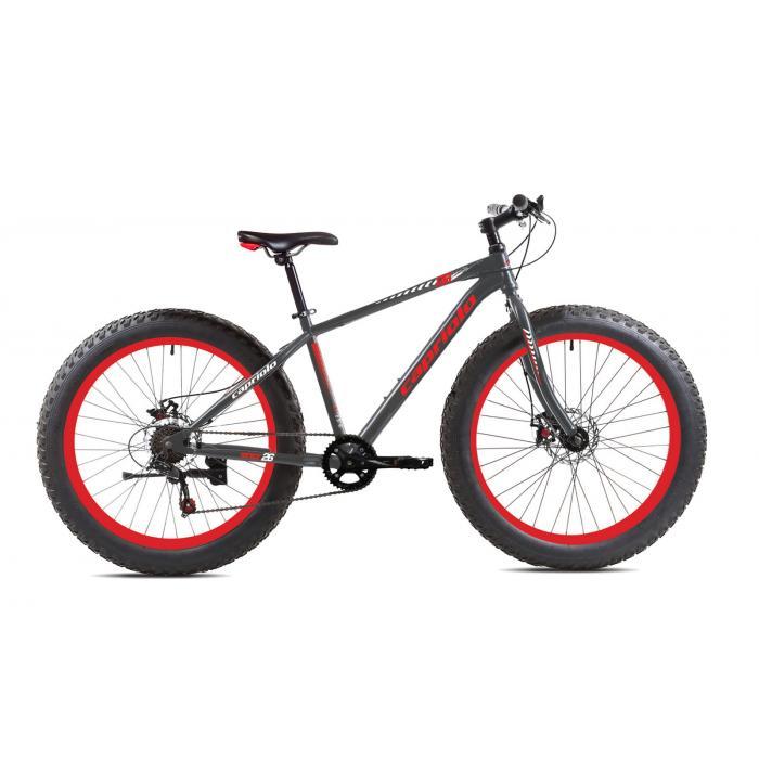 """Bicikl Capriolo FatBoy 26"""" crveni"""