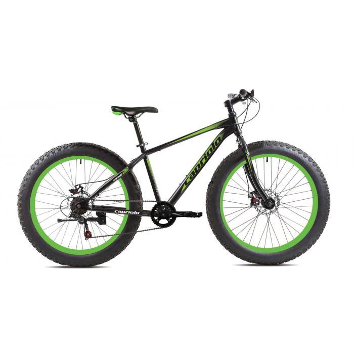 "Bicikl Capriolo FatBoy 26"" zeleni"