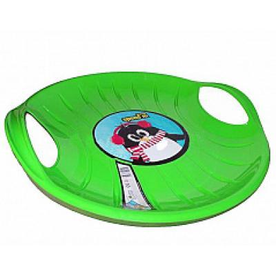 Sanke - Tanjir za sankanje Speed M zeleni