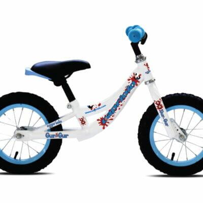 Bicikl bez pedala - balans bajk Capriolo Gur-Gur beli