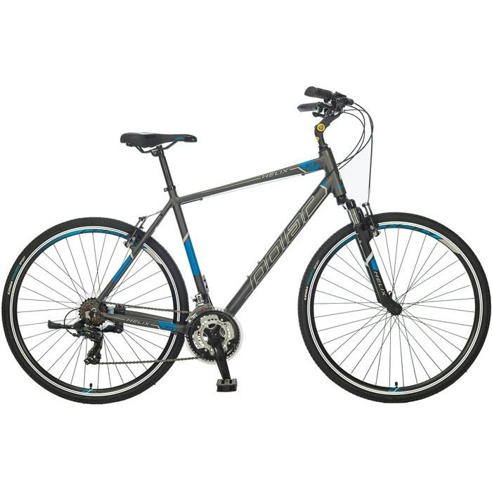 Bicikl Polar Helix grey-blue 28""
