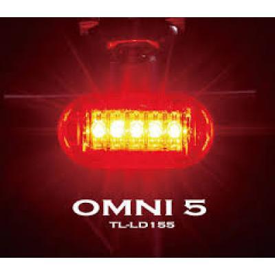 Svetlo zadnje Cateye Omni 5 ld-155