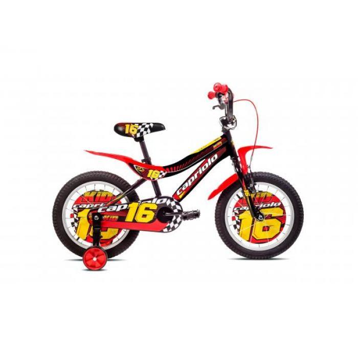 "Bicikl Capriolo Kid crveni 16"""