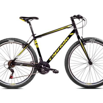 """Bicikl Capriolo Level 9.0 29"""" crno žuti"""