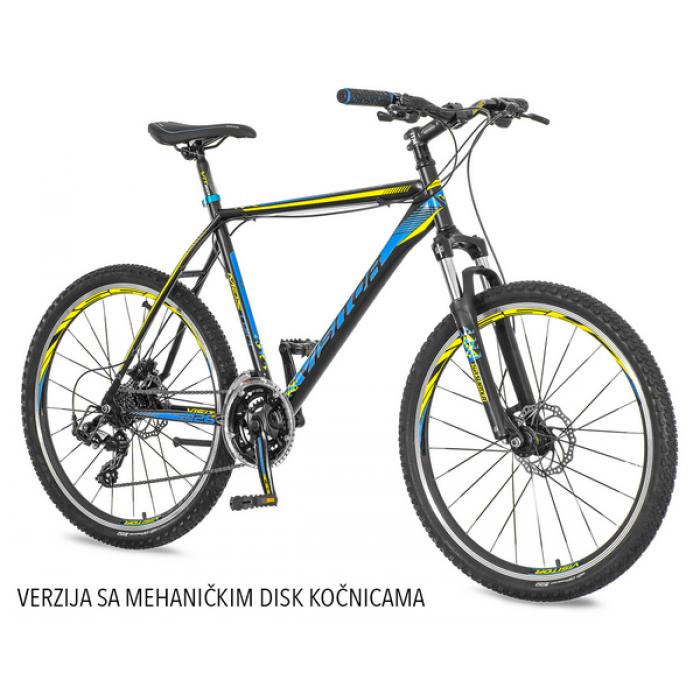 """Bicikl Visitor Master plavi 26"""" / 21"""" sa mehaničkim disk kočnicama"""