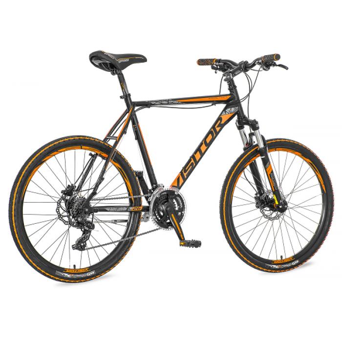 """Bicikl Visitor Master narandžasti 26"""" / 22"""" Hidraulicni Disk"""