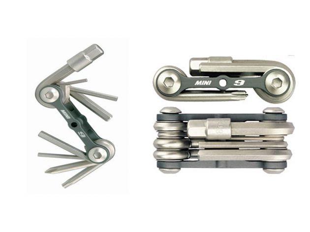 Alat - Set alata Topeak Mini 9