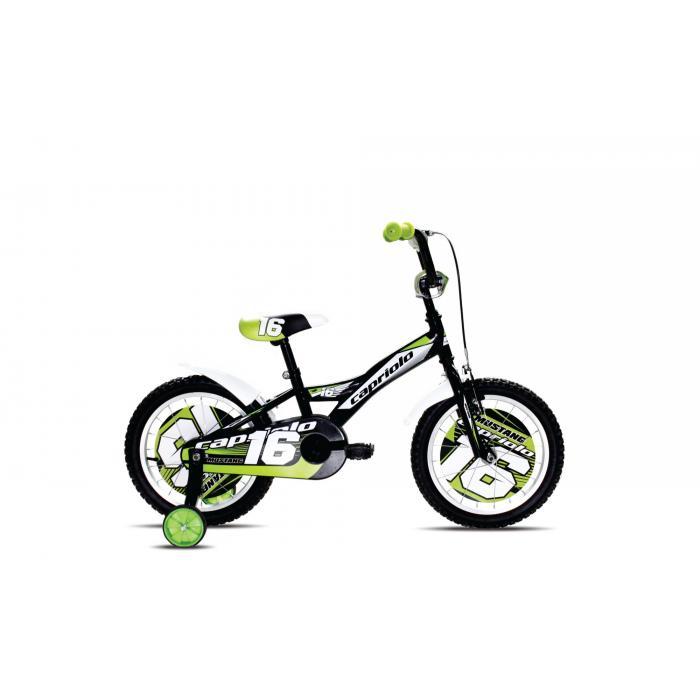 "Bicikl Capriolo Mustang zeleni 16"" 2017"
