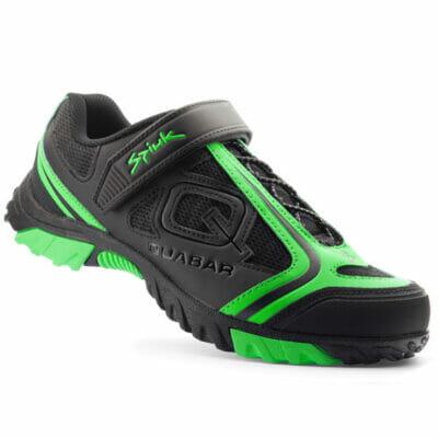 Cipele Spiuk Quasar SPD - MTB allround crno zelene