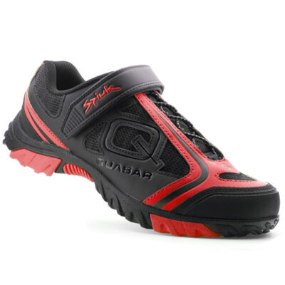 Cipele Spiuk Quasar - SPD - MTB allround crno crvene