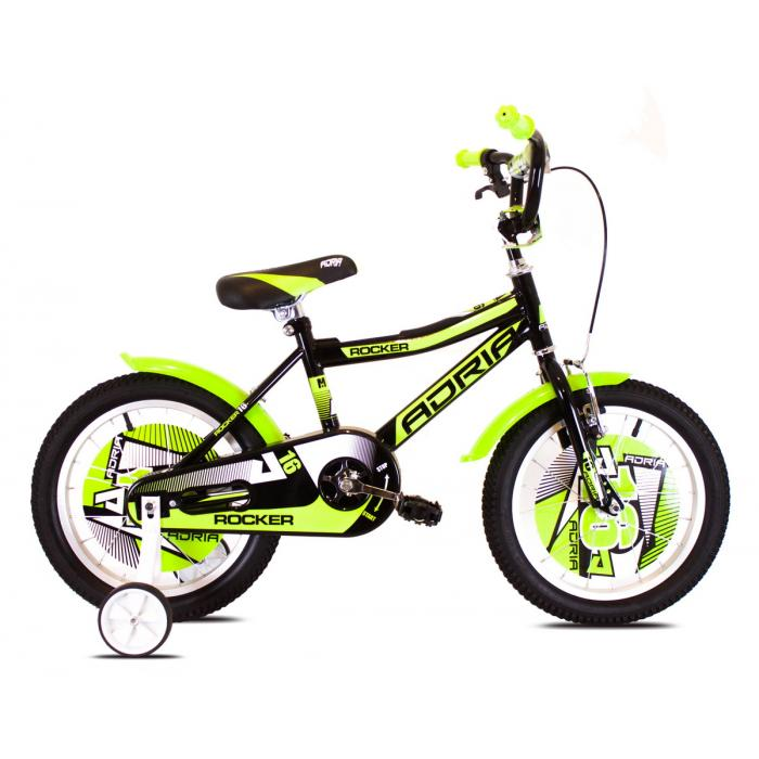 Bicikl Adria Rocker 16 zeleni