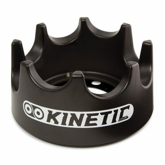 Podloga za prednji točak bicikla na trenažeru - obrtni Kinetic Turntable Ring T-750C-S