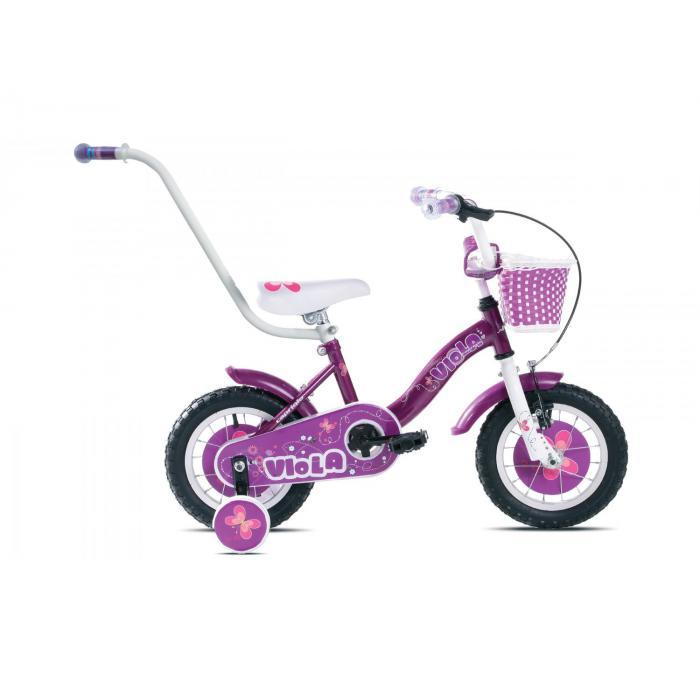 "Bicikl Capriolo Viola 12"""