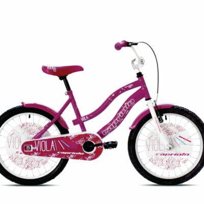 "Bicikl Capriolo Viola roze 20"""