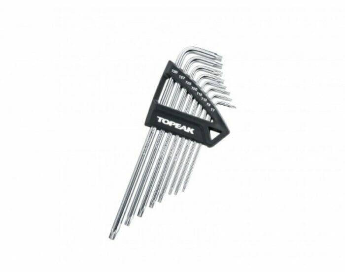 Topeak set Torex Chrom-Vanadium TPS-SP05