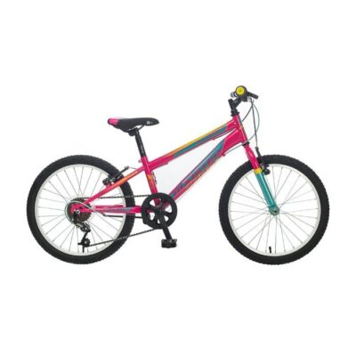 Bicikl Booster Pink 200