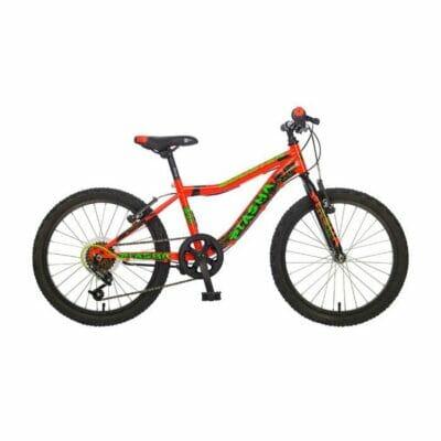 bicikl Booster plasma 200 crveni