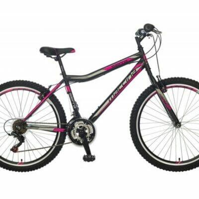Bicikl Polar Maccina Sierra sivo pink B261S34180