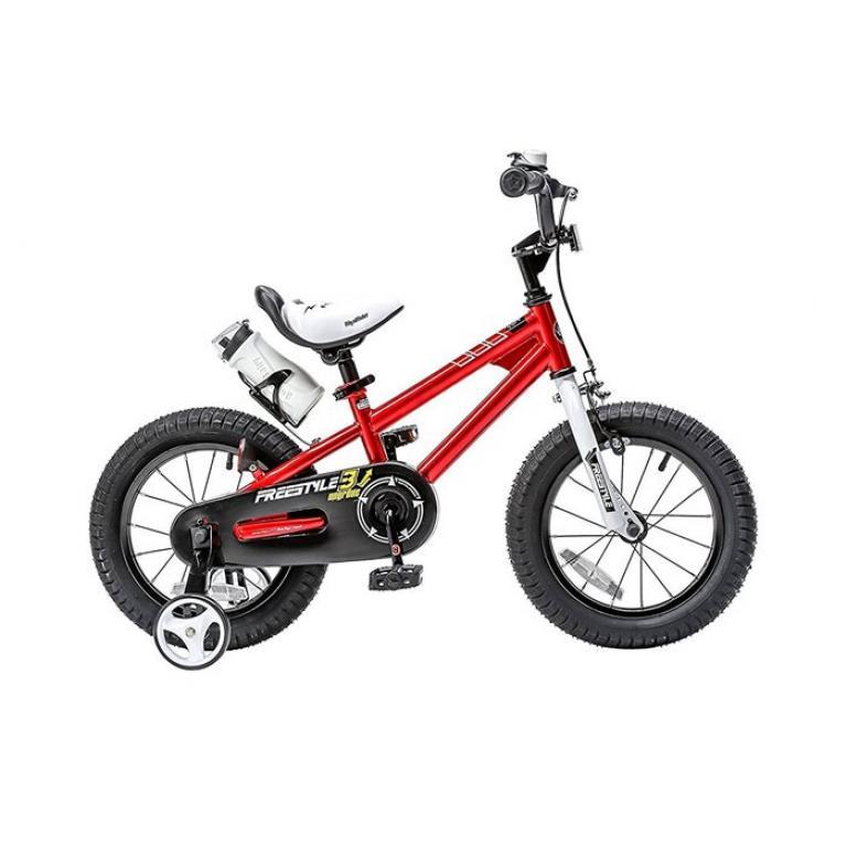 "Bicikl Royal Baby Freestyle 16"" crveni"