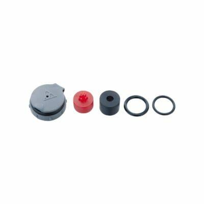 Rezervni delovi za pumpu Topeak Mini Dual - gumice i plastika sa poklopcem