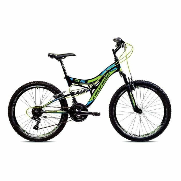 Bicikl Capriolo CTX crno plavo
