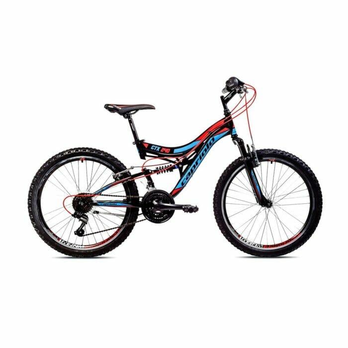 Bicikl Capriolo CTX 240 crveno plavi